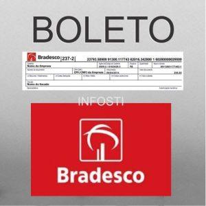 Módulo Boleto Bradesco Opencart