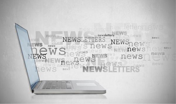 Newsletter boletins informativos