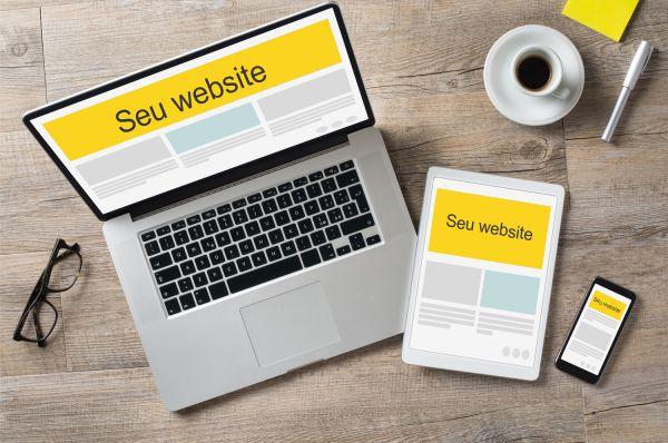 Repaginação de sites