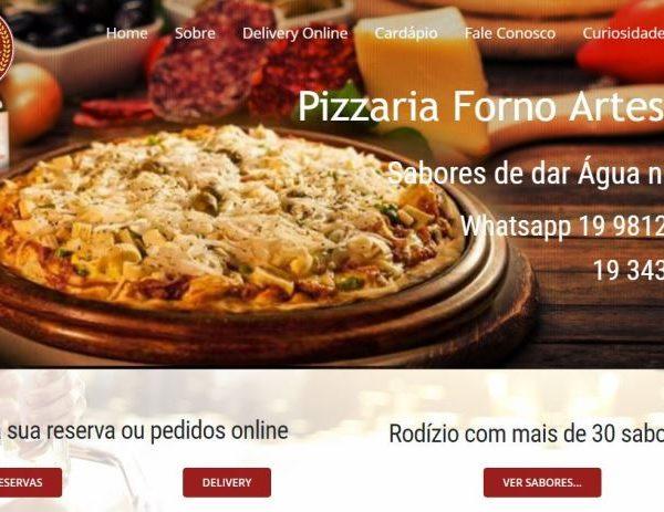 Pizzaria Forno Artesanal